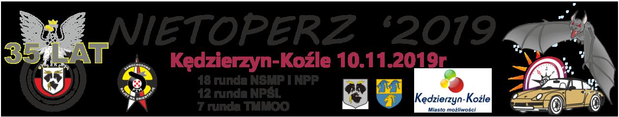 Rajd Nietoperz 2019